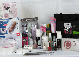 Complete Nail Technicians Kit
