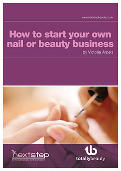 start your own nail beauty business