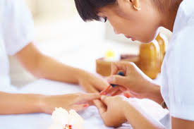 beauty salon job