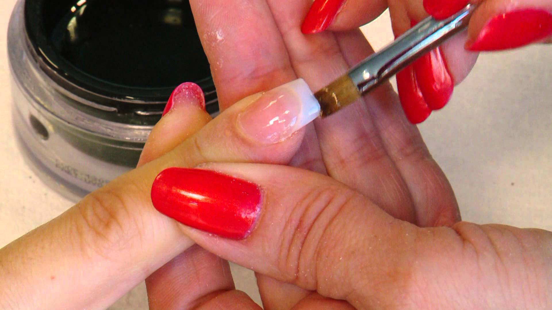 What\'s The Difference Between Gel Extensions and Gel Polish - Next ...