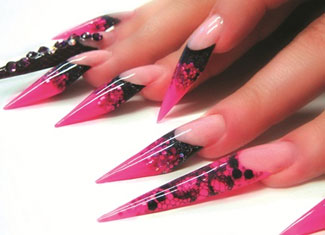 Advanced Nail Art Courses in Sheffield