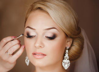 Bridal Hair and Makeup Courses in Enfield