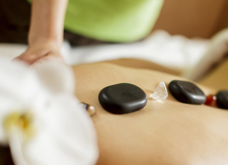 Online Hot Stone Massage