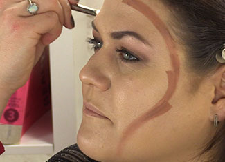 Online Contouring and Highlighting